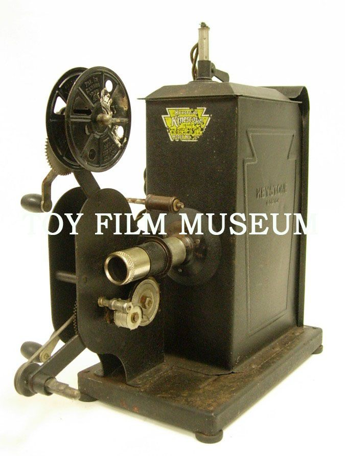 Keystone 16mm projector E-32