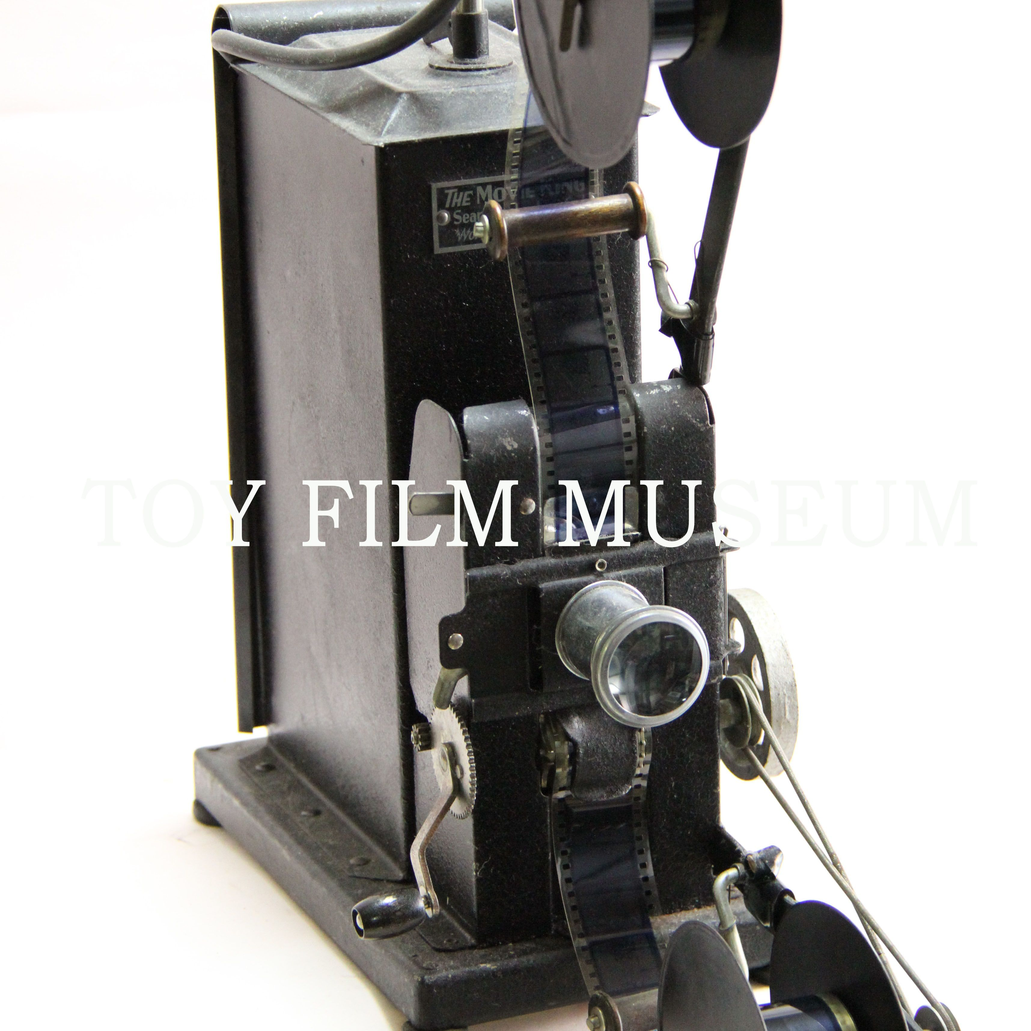 The Movie King 35mm Projector