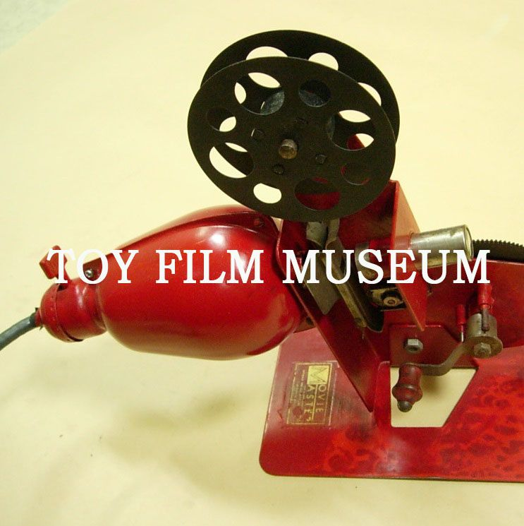 Myers 16mm Movie Master Projector
