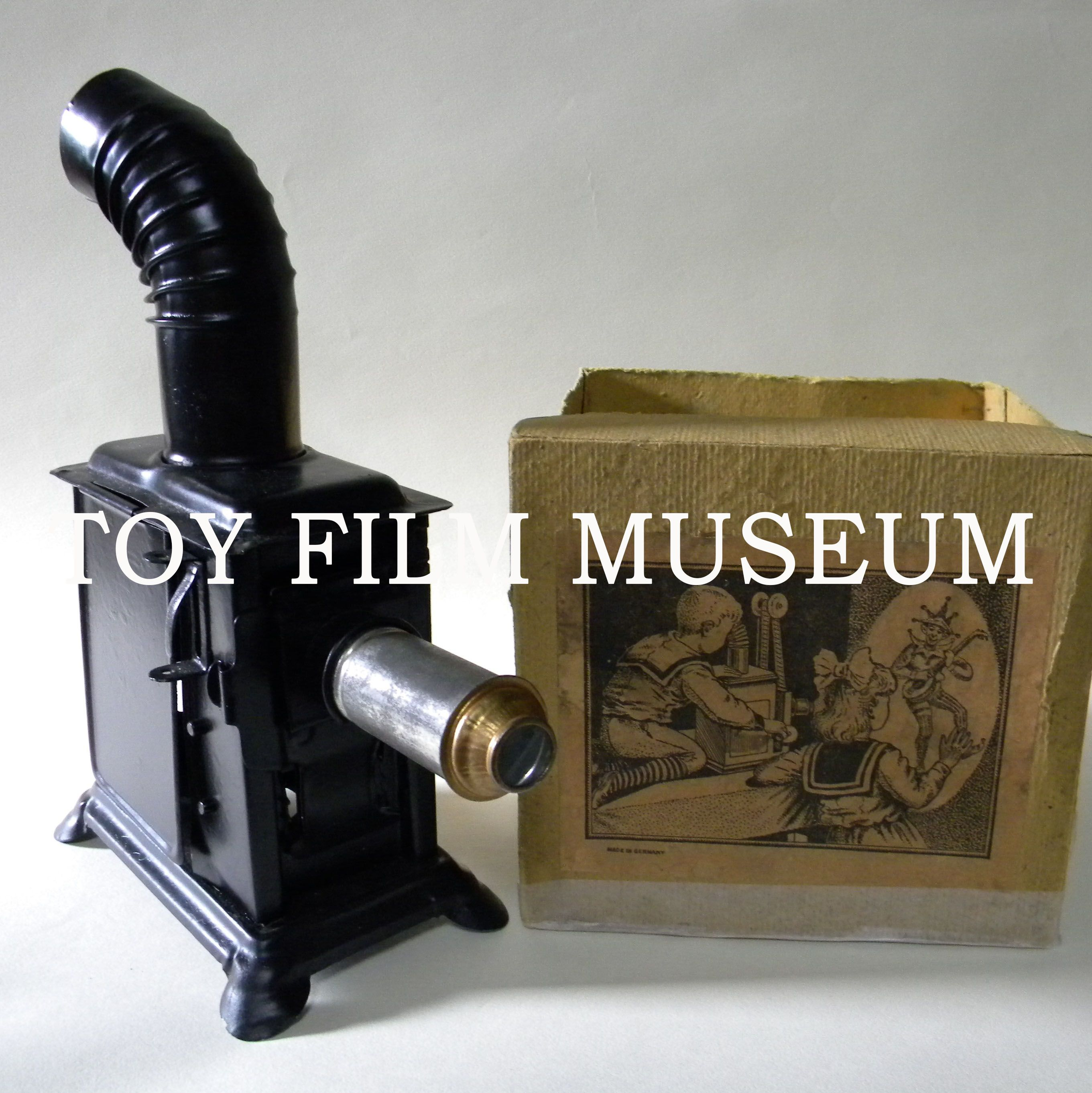 Unknown Manufacturer Toy Projector