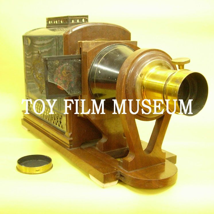 James W.Queen Magic Lantern