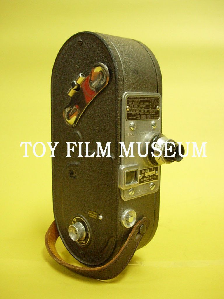 Keystone Model-B 16mm Movie Camera