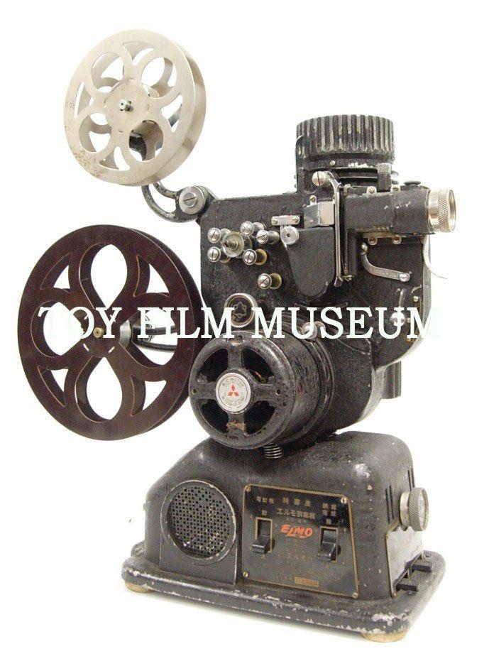 エルモ16mm映写機|各種小型映写...