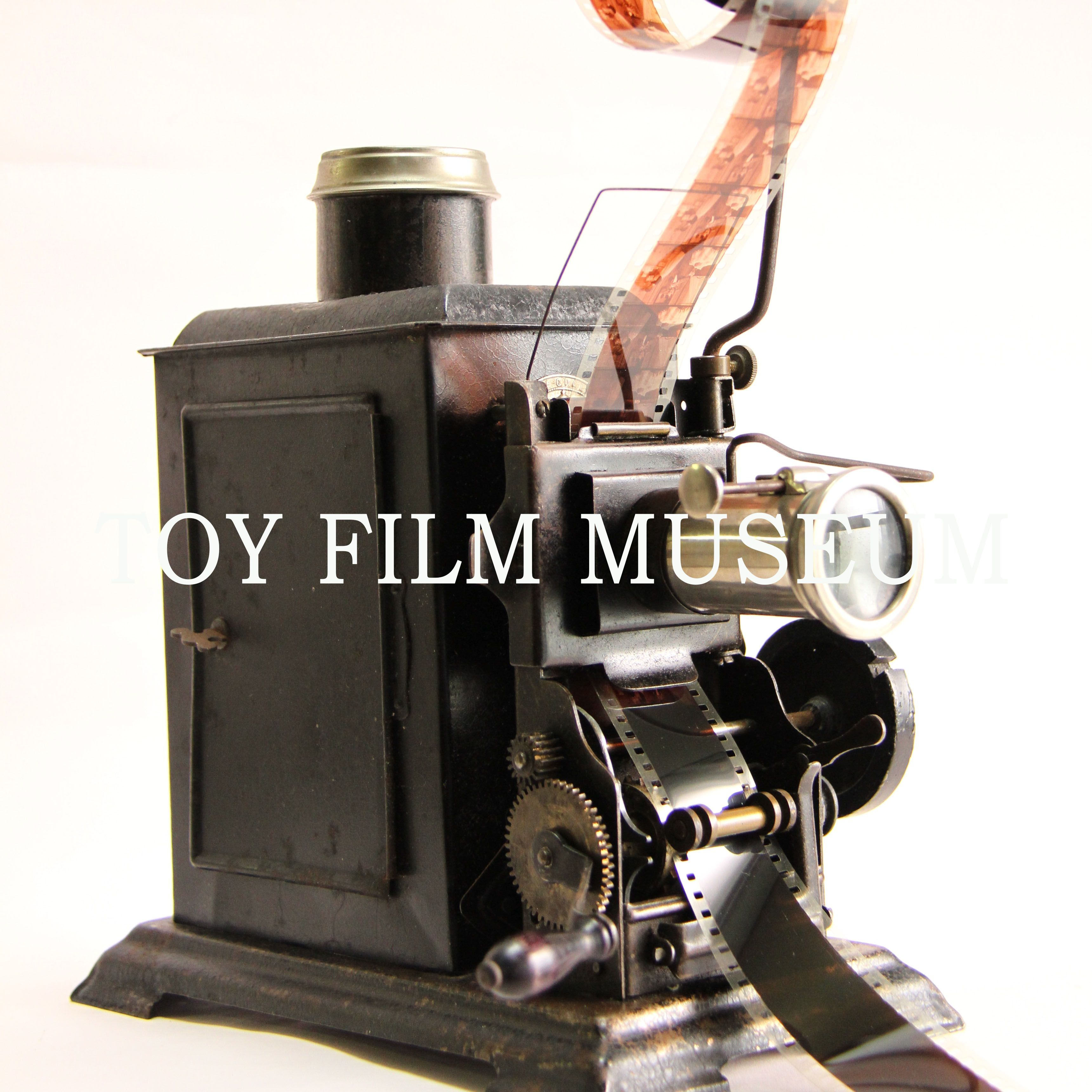Johann Falk 35mm Projector