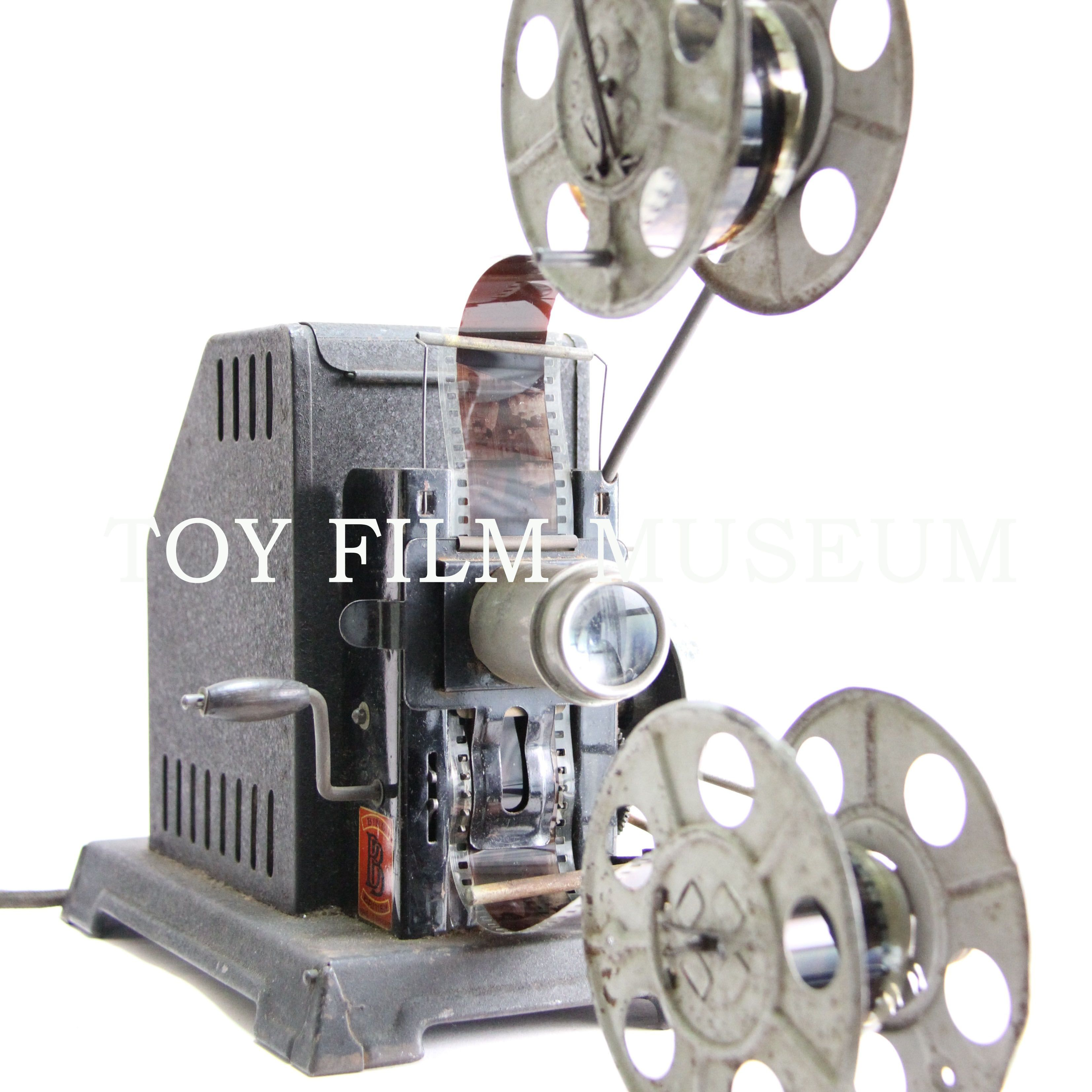 35mm Bing British Hand Cranked Projector