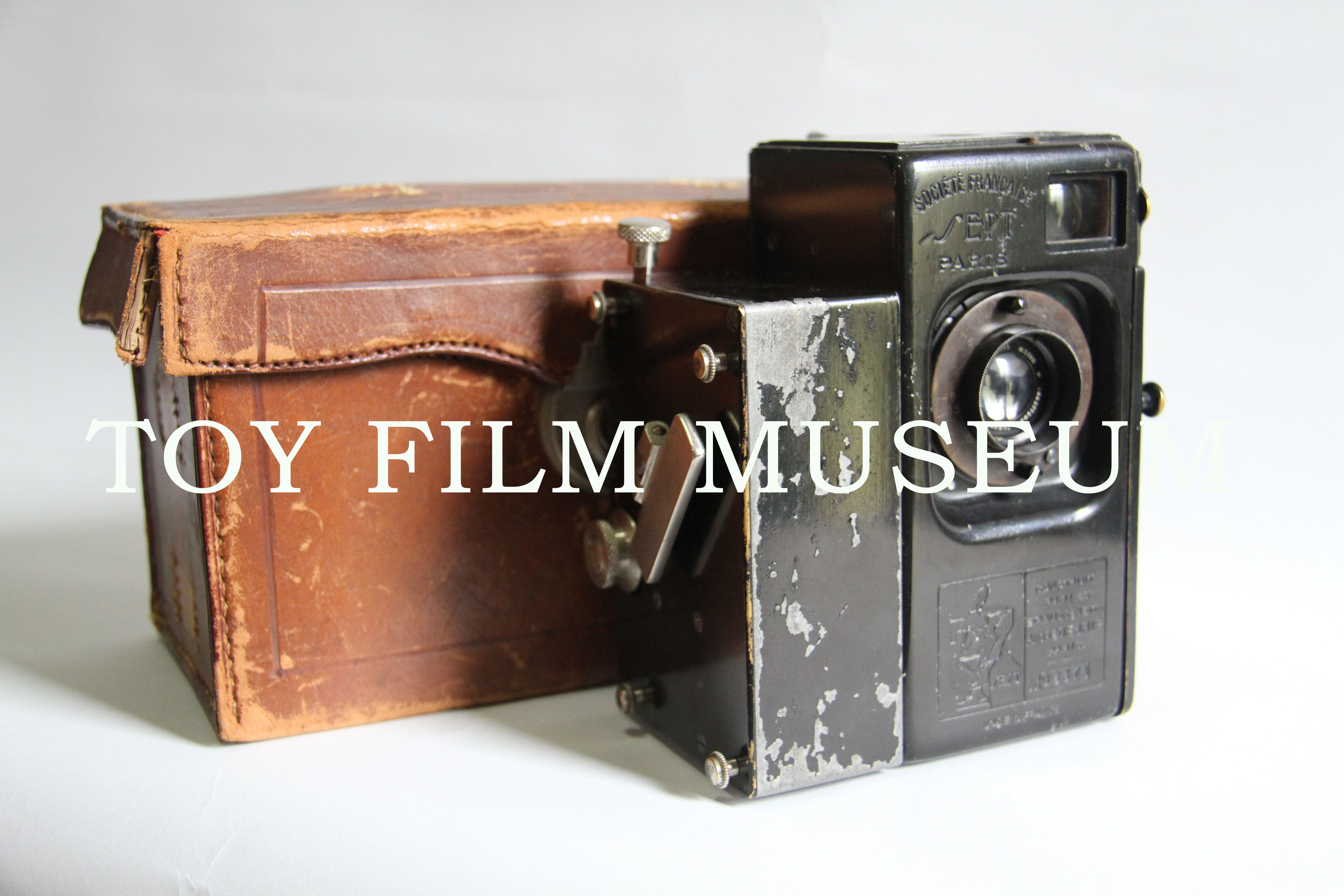 SEPT 35mm Movie Camera