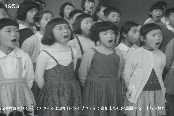 1958|京都ニュース|おもちゃ映画ミュージアム
